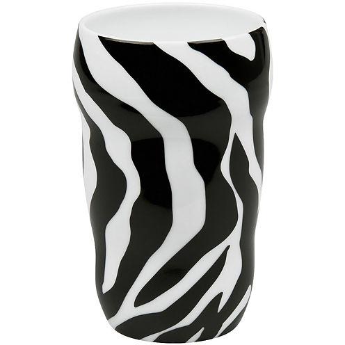 Konitz Zebra Set of 2 Double-Walled Grip Mugs
