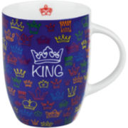 Konitz King Set of 4 Mugs