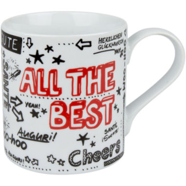 jcpenney.com | Konitz All the Best Set of 4 Mugs