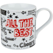 Konitz All the Best Set of 4 Mugs