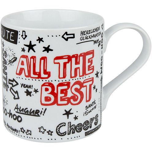 Konitz All the Best Set of 4 Mugs