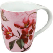 Konitz Cherry Blossoms Set of 4 Mugs