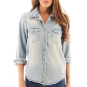MNG by Mango® Denim Shirt