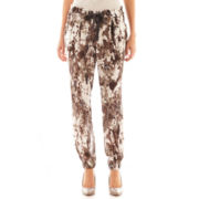 MNG by Mango® Print Soft Pants
