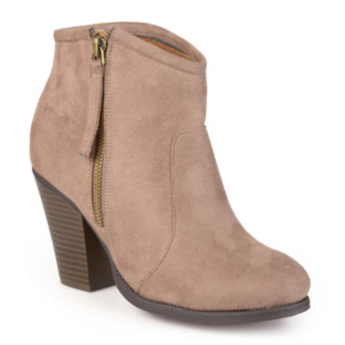 jcpenney.com | Journee Collection Link Womens Ankle Booties