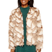Decree® Faux-Fur Jacket