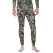 St. John's Bay® Poly Stretch Thermal Pants