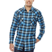 Ely Cattleman® Flannel Snap Shirt