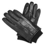 JF J. Ferrar® Thinsulate™ Knit Cuff Texting Gloves