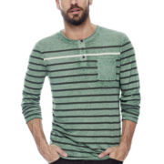 i jeans by Buffalo Cartland Long-Sleeve Henley