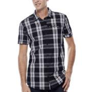 i jeans by Buffalo Marcus Short-Sleeve Woven Shirt