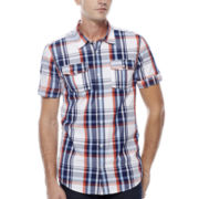 i jeans by Buffalo Miles Short-Sleeve Woven Shirt