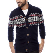 i jeans by Buffalo Les Chunky Cardigan Sweater