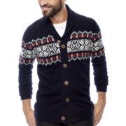 i jeans by Buffalo Les Chunky Cardigan Sweater