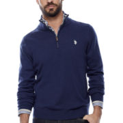 U.S. Polo Assn.® Quarter-Zip Sweater