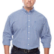 Dockers® Long-Sleeve Plaid Shirt - Big & Tall