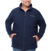 Columbia® Hemlock Softshell Jacket - Big & Tall