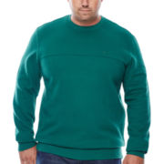 IZOD® Crew Fleece Sweatshirt - Big & Tall