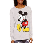 Disney Long-Sleeve Mickey Sweatshirt