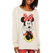 Disney Long-Sleeve Minnie Sweatshirt
