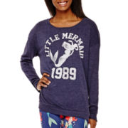 Disney Long-Sleeve Little Mermaid Sweatshirt