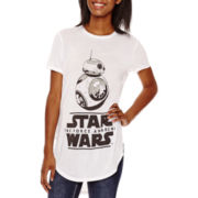 Star Wars™ Episode 7 Short-Sleeve High-Low T-shirt