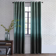 Studio™ Dylan Ombré Grommet-Top Curtain Panel