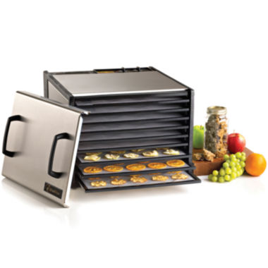 jcpenney.com | Excalibur® D900S 9-Tray Dehydrator