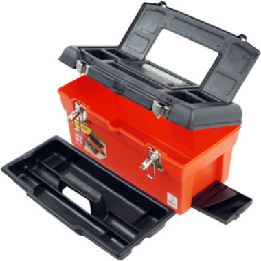 "jcpenney.com | Stalwart™ 16½"" Utility Tool Box"