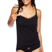 Spencer Lace-Trimmed Nursing Cami