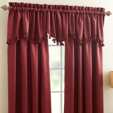 jcpenney.com | Croscill Classics® Ashland Rod-Pocket Arc Valance