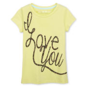 Dreampop® by Cynthia Rowley I Love You Tee - Girls 6-16