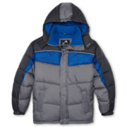 Vertical 9 Puffer Jacket - Boys 6-18