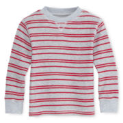 Okie Dokie® Long-Sleeve Thermal Tee - Boys 12m-6y