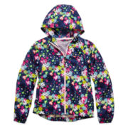 Vertical 9 Packable Windbreaker - Girls 7-16