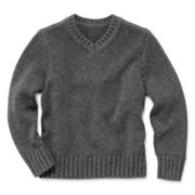 Arizona V-Neck Sweater – Boys 2t-6