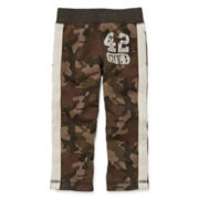 Arizona Fleece Camouflage Pants - Boys 2t-6