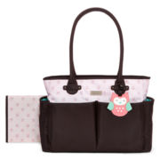 Carter's® Owl Print Diaper Bag – One Size