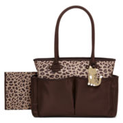 Carter's® Cheetah Print Diaper Bag – One Size