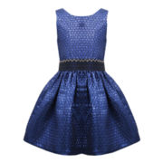 Bonnie Jean® Sleeveless Bow-Back Dress – Girls 7-16