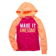 Xersion™ Graphic Hoodie - Girls 7-16 and Plus