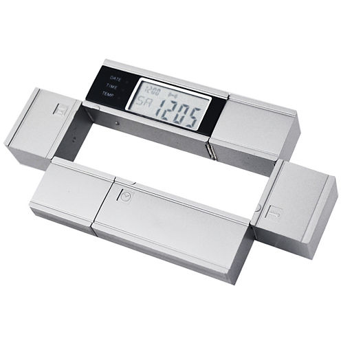 Natico Multifunctional Digital Alarm Clock