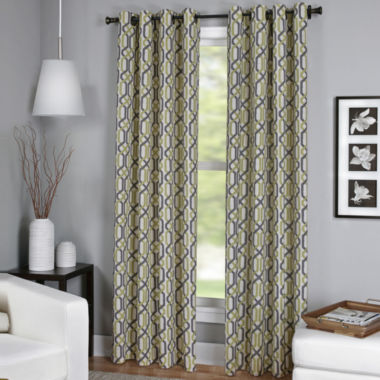 jcpenney.com | Creston Grommet-Top Curtain Panel