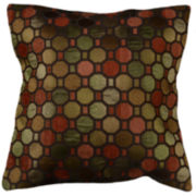 JCPenney Home™ Octagon Jacquard Decorative Pillow