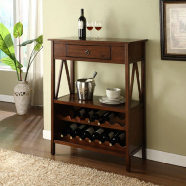 jcpenney.com | Titian Wine Cabinet