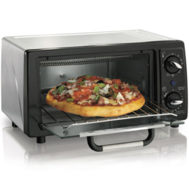 jcpenney.com | Hamilton Beach® 4-Slice Toaster Oven & Broiler