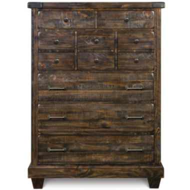 jcpenney.com | Nashville Rustic Pine Drawer Chest