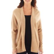 a.n.a® Long-Sleeve Cocoon Cardigan