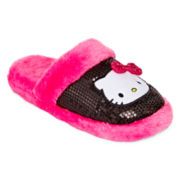 Hello Kitty® Sequin Slide Slippers