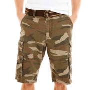 Plugg® Treviso Cargo Shorts